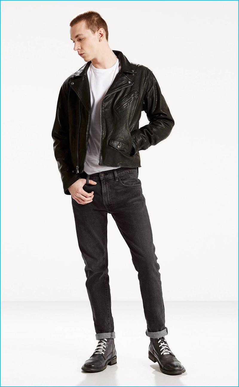 Mens Levi Slim Fit Jeans