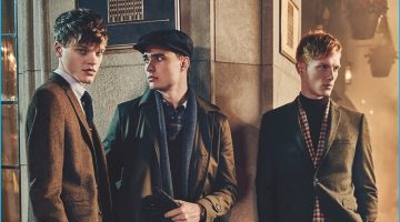 Ben Sherman's Fall Campaign Puts the Spotlight on London Style