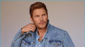 Chris Pratt is InStyle's Man of Style, Talks 'The Magnificent Seven' Wardrobe