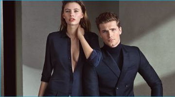 Joop! Reunites with Edward Wilding for Fall Campaign