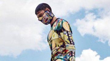 Filip Hrivnak Returns to Emma Magazine in Givenchy Resort Fashions