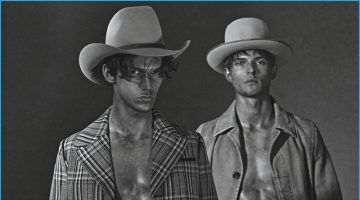 How the West Was Worn: GQ Australia Revisits Cowboy Style