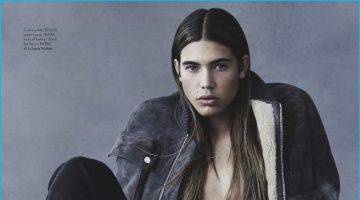 From Paris with Love: GQ Australia Features Louis Vuitton's Fall Collection