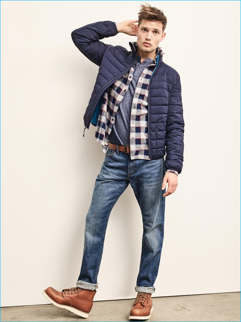 Gap 2016 Fall Menu0026#39;s Essentials