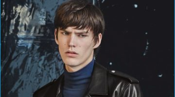 Elias de Poot Layers Relaxed Styles for IRO's Fall Campaign