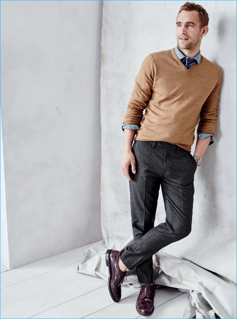 J Crew 2016 Men S September Style Guide The Fashionisto