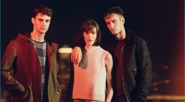 Jaeger Takes to East London for Fall Campaign