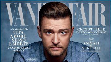 Justin Timberlake Covers Vanity Fair Italia, Talks 'Trolls'