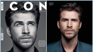 Liam Hemsworth Covers Icon El País, Talks Domestic Life