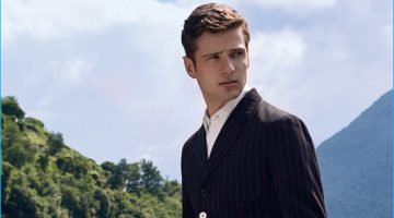 Less is More: Lucas Mascarini Dons Elegant Tailoring for Lifestyle Journal