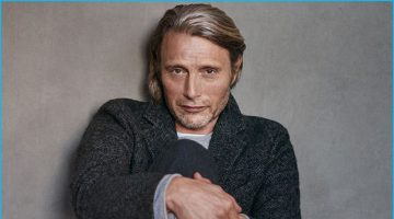 Mads Mikkelsen Fronts Marc O'Polo's Fall Campaign