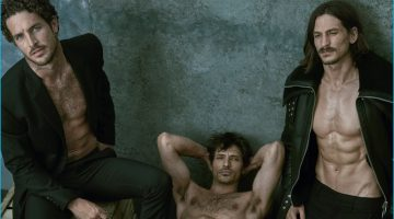 Andres Velencoso, Baptiste Giabiconi + More Star in GQ Australia Collections Story