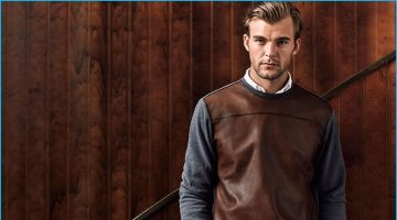 Massimo Dutti Embraces Leather & Quilting for Fall Equestrian Collection