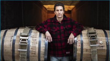7 Red Buffalo Check Fashions Inspired by Matthew McConaughey