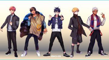 Oki-ni Celebrates Pokémon Go with Designer Clad Avatars