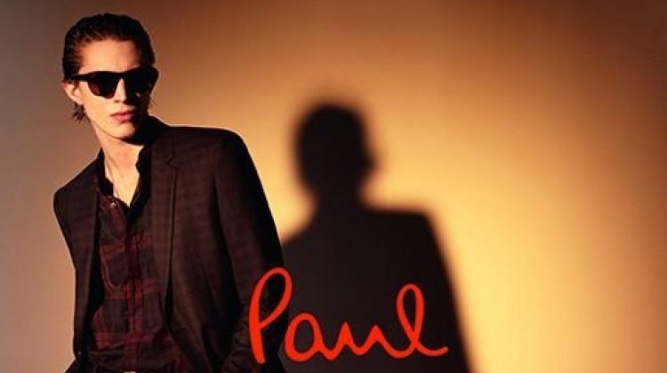 Xavier Buestel Reunites with Paul Smith for Fall Ads