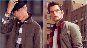 Lucky Blue Smith & Sean O'Pry Rule the City for Penshoppe's Pre-Holiday Campaign