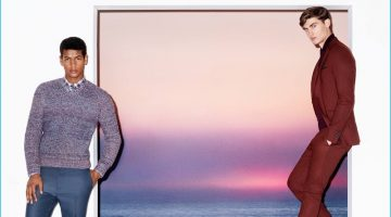 Perry Ellis Frames the Big Picture for Fall Campaign