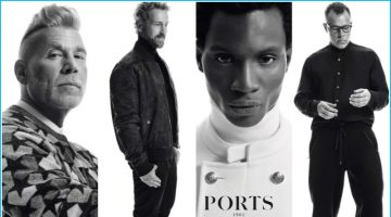 Ports 1961 Spotlights Fashion Talent for Fall Campaign
