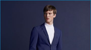 Premium by Jack & Jones Styles the Suit Impeccably for Fall NOOS Range
