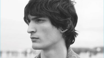 Sandro Escapes to Deauville for Fall Campaign