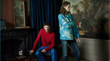 From Amsterdam, From Everywhere: Scotch & Soda Presents Fall Campaign