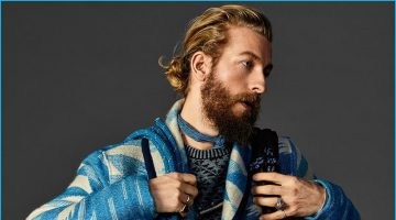 Scotch & Soda Inspires with Nordic Fall Style