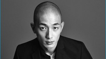 Sung Jin Park Fronts H&M's Minimal Fall Campaign
