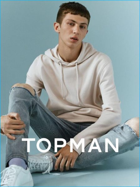 Topman's Fall Essentials Channel 90s Skater Style