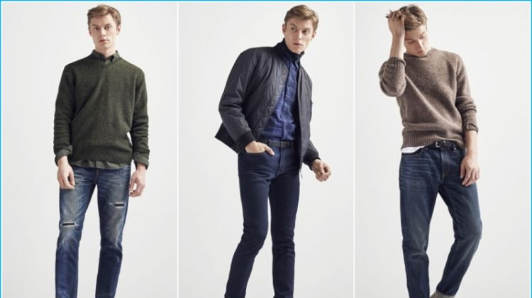 Revisit Fall's Perfect Denim Fits with UNIQLO