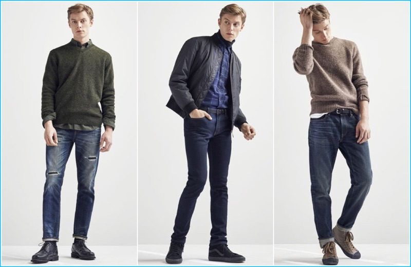 Slim Fit Jeans For Men