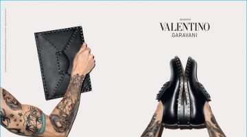 Terry Richardson Reunites with Valentino Garavani for Fall Campaign
