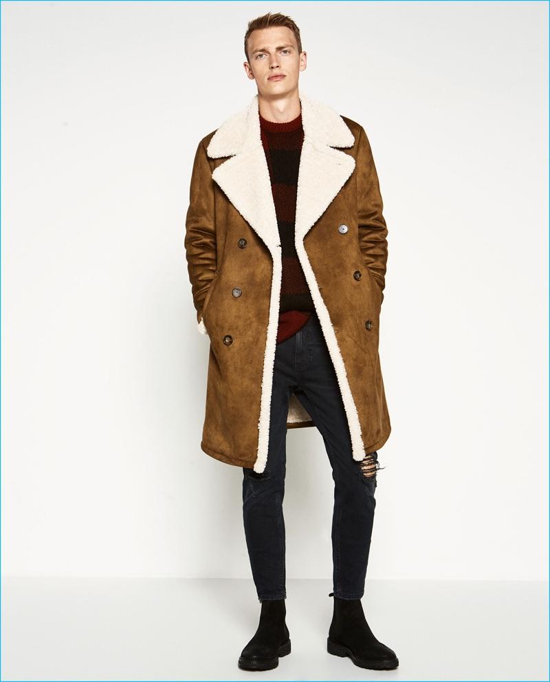c69d1b3bd Zara Man 2016 Outerwear Fall/Winter | The Fashionisto