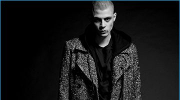 Micky Ayoub Reunites with 5CM for Moody Fall Campaign