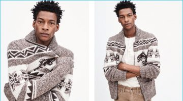 Sweater Spotlight: Abercrombie & Fitch's Shawl Cardigans