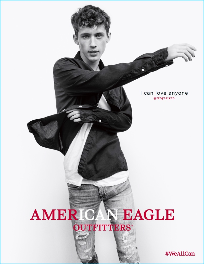 Dylan And Cole Sprouse Are Now American Eagle Models Hot