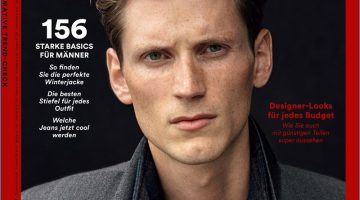 Bastiaan Ninaber Covers Men's Health Best Fashion, Dons Tailored Styles