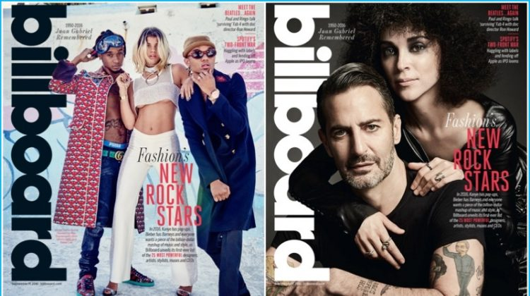 Fashion's New Rock Stars: Marc Jacobs & Rae Sremmurd Cover Billboard