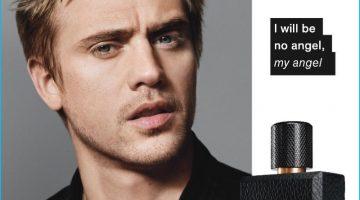 Boyd Holbrook is 'Bad' for Diesel Fragrance Campaign