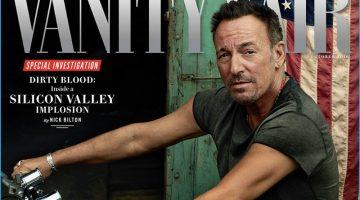 Bruce Springsteen Covers Vanity Fair, Talks New Music