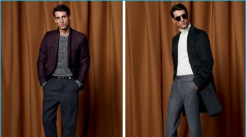 The New Dandy: Brummell Adopts Smart Everyday Looks