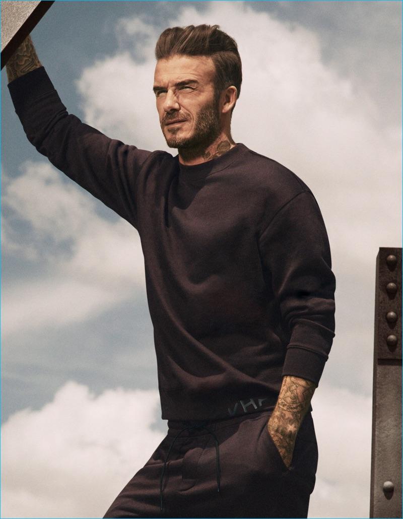 David Beckham Bodywear H M 16 Fall Winter Campaign The Fashionisto