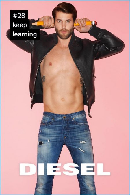 Rules for Successful Living: Diesel Collaborates with Terry Richardson