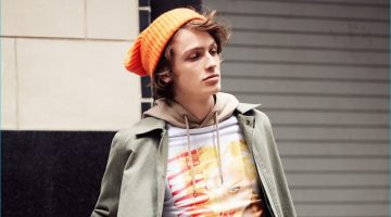 Forever 21 Men Champions Street Grunge Style for Fall Campaign