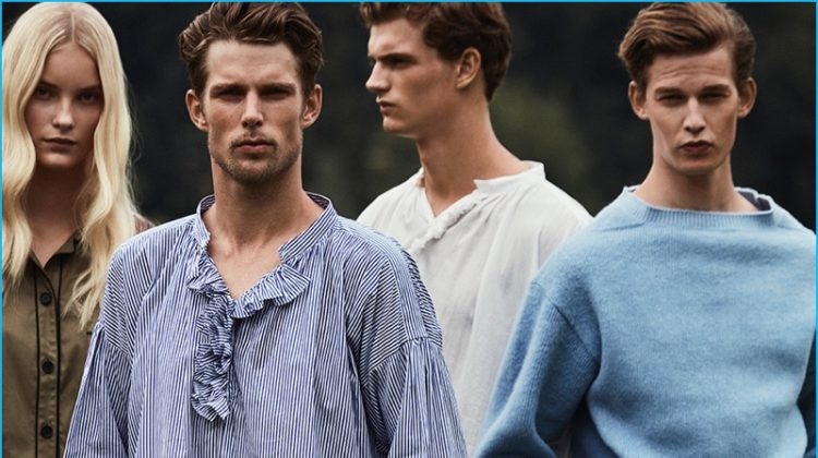 Las Horas del Dia: GQ España Highlights Best of Fall Collections