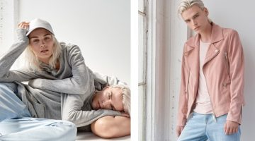 GUESS Thinks Unisex, Unveils His & Hers Collection