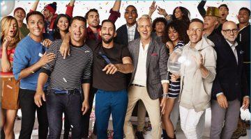Gap x GQ Present Best New Menswear Designers in America All-Stars