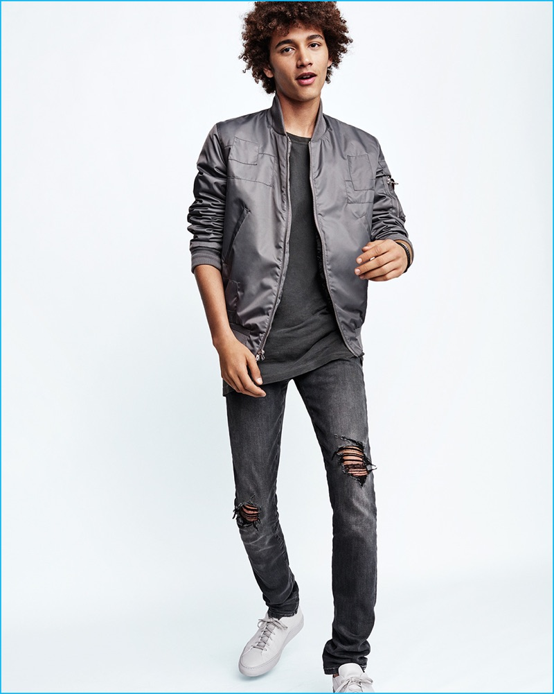 Jackson Hale for Gap x GQ Best New Menswear Designers in America All-Stars collection.