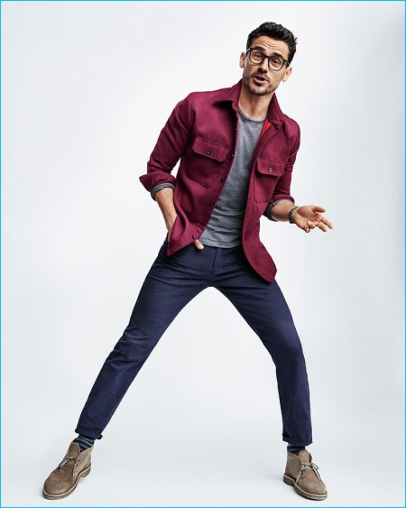 Just In: Gap x GQ Best New Menswear Designers in America All-Stars Collection