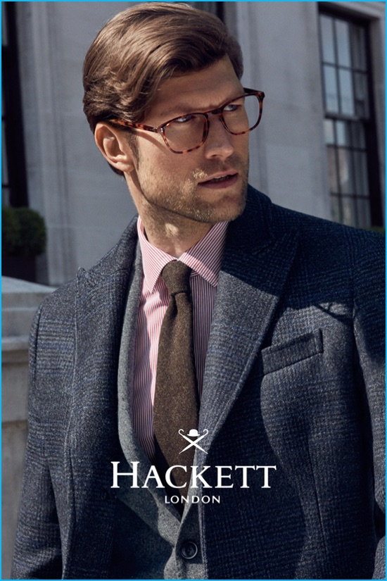 Hackett London 2016 Fall Winter Campaign